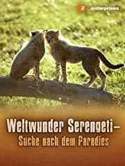 Weltwunder Serengeti - Suche nach dem Paradies stream