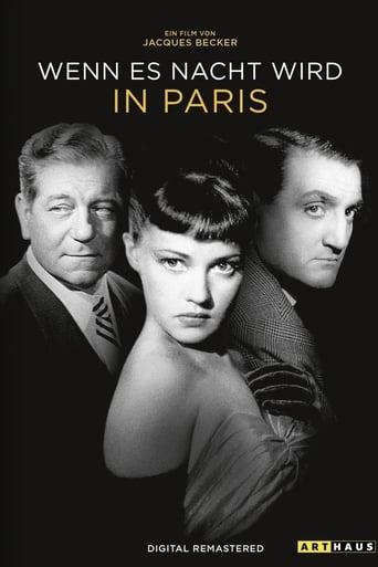 Wenn es Nacht wird in Paris stream