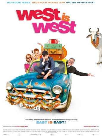 West Is West - stream