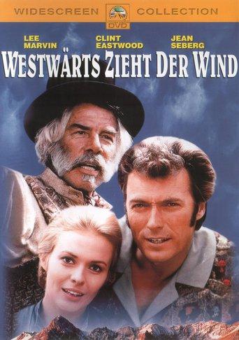 Westwärts zieht der Wind stream
