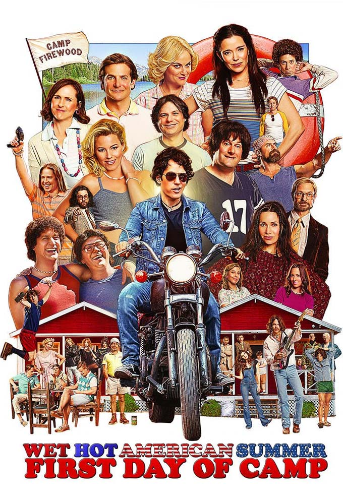 Wet Hot American Summer: First Day of Camp stream