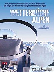 Wetterküche Alpen stream