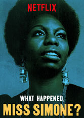 What Happened, Miss Simone? - stream
