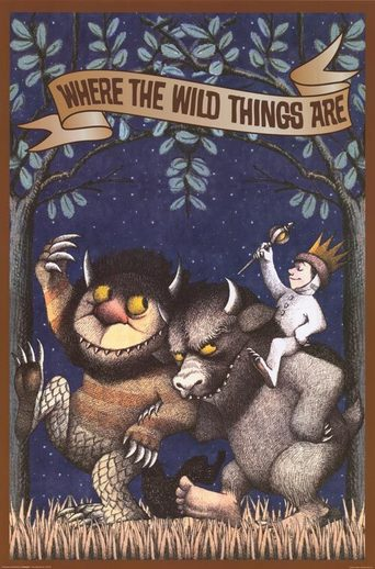 Where the Wild Things Are stream