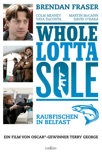 Whole Lotta Sole - Raubfischen in Belfast stream