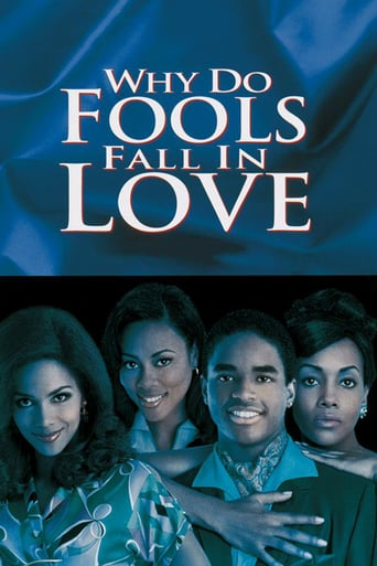 Why Do Fools Fall In Love stream