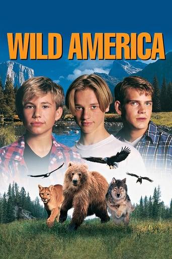 Wild America stream