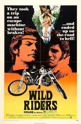 Wild Riders stream
