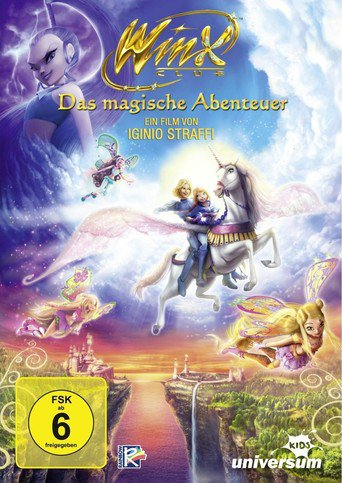 Winx Club - Das Magische Abenteuer Stream