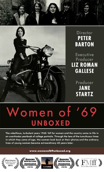 Women Of '69, Unboxed stream