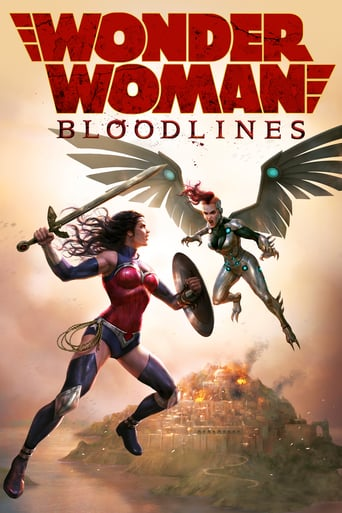 Wonder Woman: Bloodlines Stream