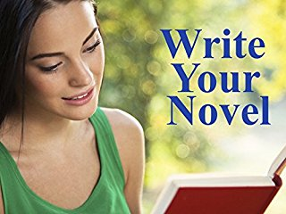 Write Your Novel stream