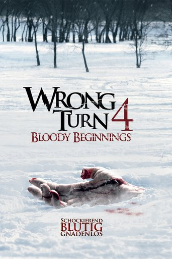 Wrong Turn 4 - Bloody Beginnings stream