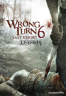 Wrong Turn 6: Last Resort stream