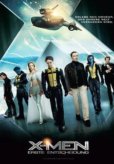 X-Men: Erste Entscheidung stream