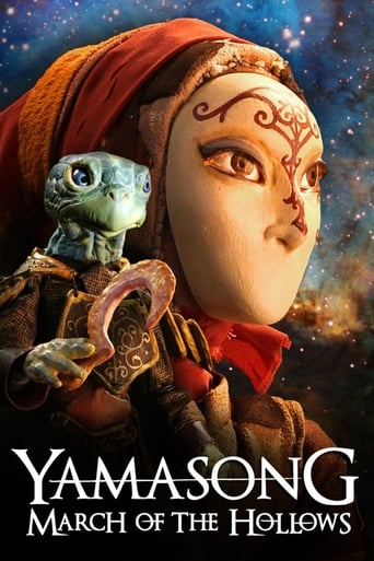 Yamasong: March of the Hollows stream