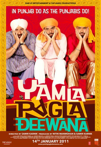 Yamla Pagla Deewana stream