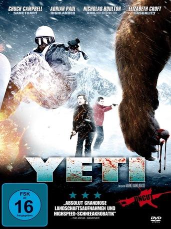 Yeti - Das Geheimnis des Glacier Peak stream