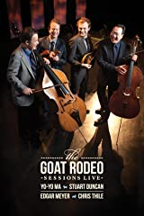 Yo-Yo Ma: The Goat Rodeo Sessions Live stream