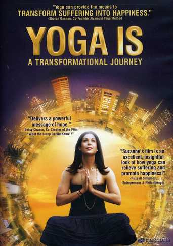 Yoga Is - A Transformational Journey stream