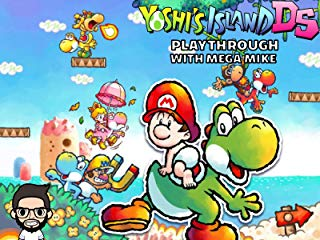 Yoshi's Island DS Playthrough With Mega Mike stream