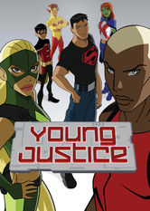 Young Justice - stream