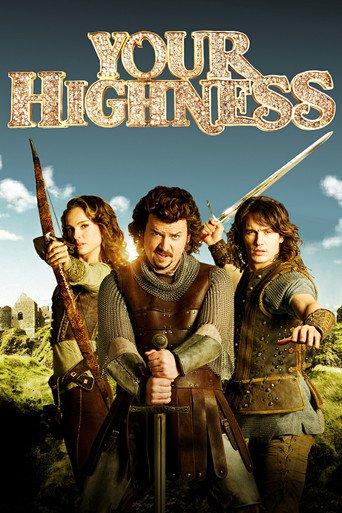 Your Highness - Schwerter, Joints und scharfe Bräute stream