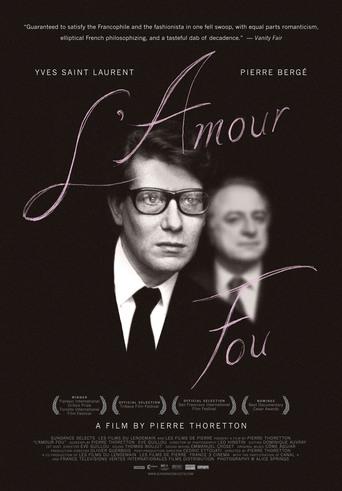 Yves Saint Laurent - L'Amour Fou stream