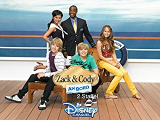 Zack & Cody an Bord stream
