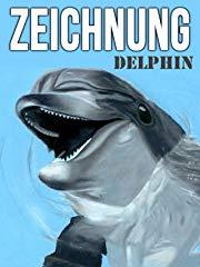 Zeichnung Delphin stream