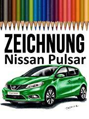 Zeichnung Nissan Pulsar Stream
