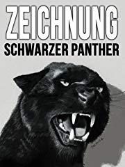 Zeichnung Schwarzer Panther stream