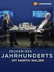 Zeugen des Jahrhunderts - Martin Walser im Gespräch mit Thea Dorn stream