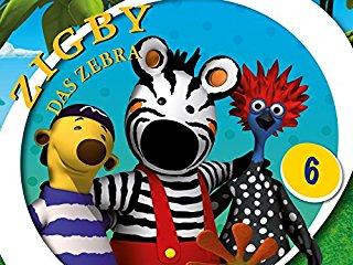 Zigby, das Zebra stream