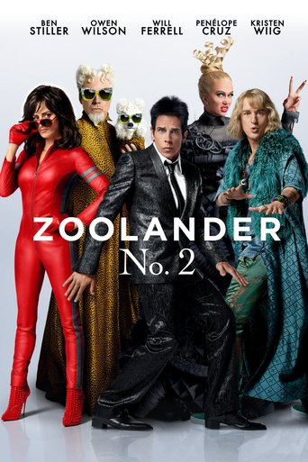 Zoolander No. 2 Stream