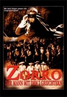 Zorro, der Mann mit den zwei Gesichtern stream
