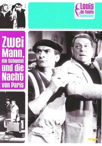 Zwei Mann, ein Schwein und die Nacht von Paris Stream