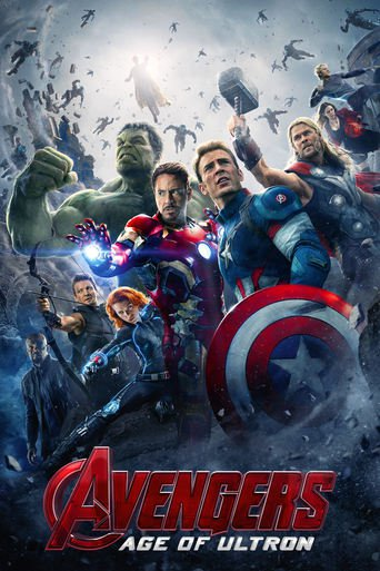 Movie Marvel's The Avengers: Age Of Ultron Stream