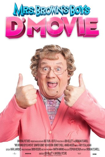 Movie Mrs. Brown's Boys D' Movie Stream