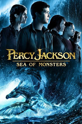 Percy Jackson: Sea Of Monsters Stream