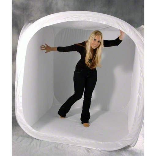 walimex Pop-Up Lichtwürfel 150x150x150cm