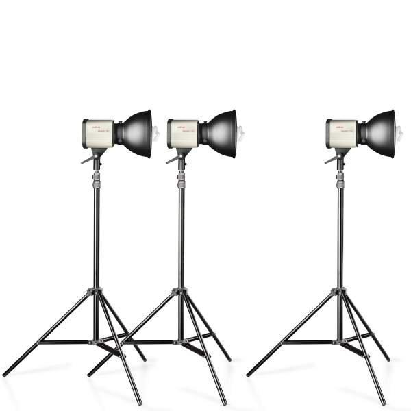 walimex Studioset Daylight 150/150/150