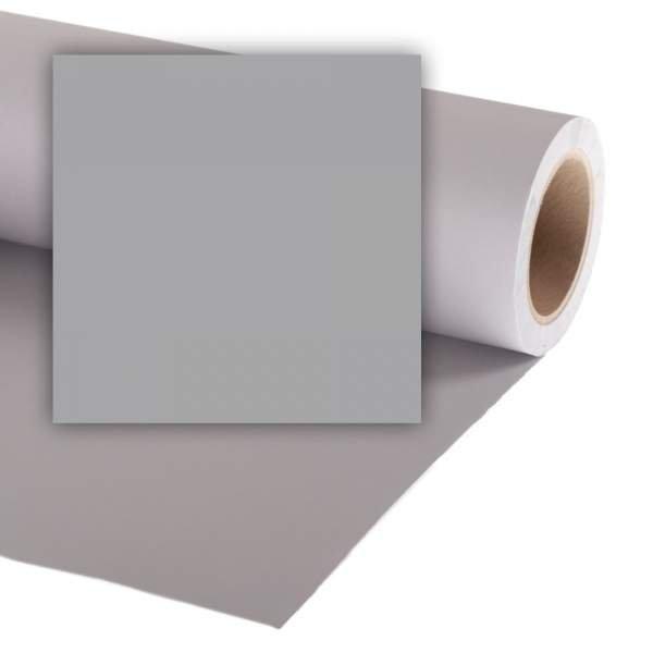 Colorama Hintergrundkarton 2,72 x 11m - Storm Grey