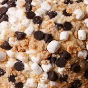 Smores cheese ball