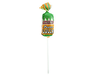 Electron Toffee Lolly