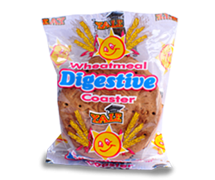 Digestive Coaster