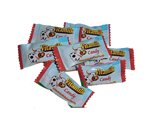 Vitamilk Candy (240g)