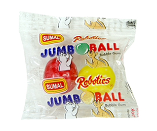 Jumbo Balls in Packets