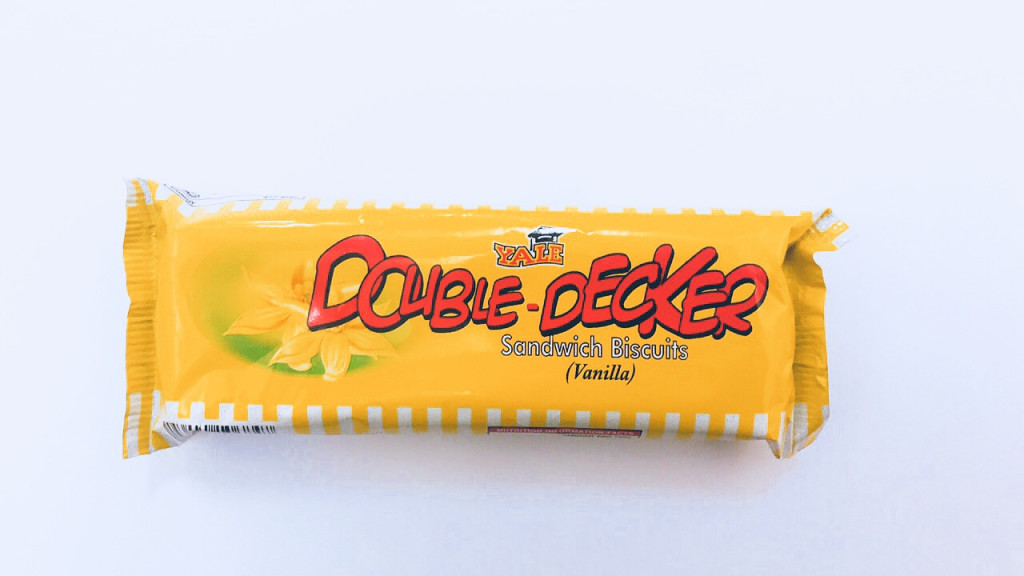 Double Decker Cream Biscuit