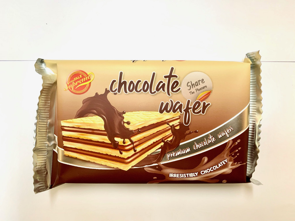 YALE SUPREME CHOCOLATE WAFER